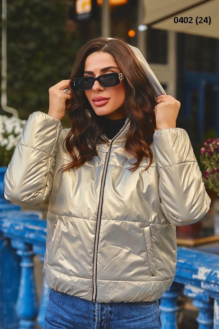 Модная женская куртка 0402 (24)