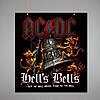 Постер: AC/DC (Макет №2)