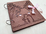 Альбом з дерева для фото, фото 4