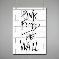 Постер: Pink Floyd (Макет №1)