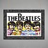 Постер: Beatles (Макет №3)
