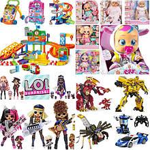 Фирменные игрушки из Америки. MGA, Disney, Mattel, Spin Master, Hasbro, Fisher Price, Vtech и другие
