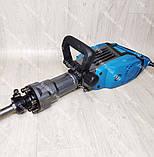 Профессиональный Отбойный молоток KRAISSMANN 2000 AH 45 Дж, фото 8