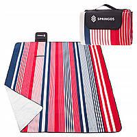 Коврик для пикника и кемпинга складной Springos 200 x 160 см PM006, фото 1