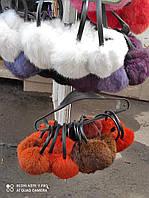 Меховые женские ушки, фото 1
