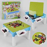 Игровой столик для конструктора пожарная станция, фото 2