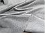 Штанишки больших размеров трехнитка светло-серый меланж на флисе с манжетом качкорсе, фото 4