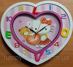 Часы-будильник №99268 LOVE