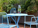 Крісло  металеве для кафе,ресторану Summer SCAB 57х55,5х80см, фото 7