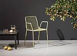 Крісло  металеве для кафе,ресторану Summer SCAB 57х55,5х80см, фото 3
