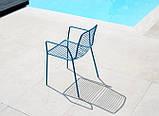 Крісло  металеве для кафе,ресторану Summer SCAB 57х55,5х80см, фото 6
