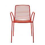 Крісло  металеве для кафе,ресторану Summer SCAB 57х55,5х80см, фото 2