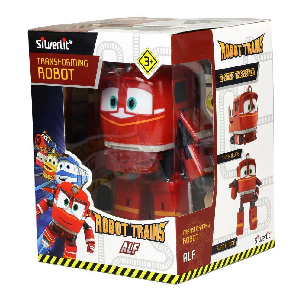 Трансформер Robot Trains Альф 10 см