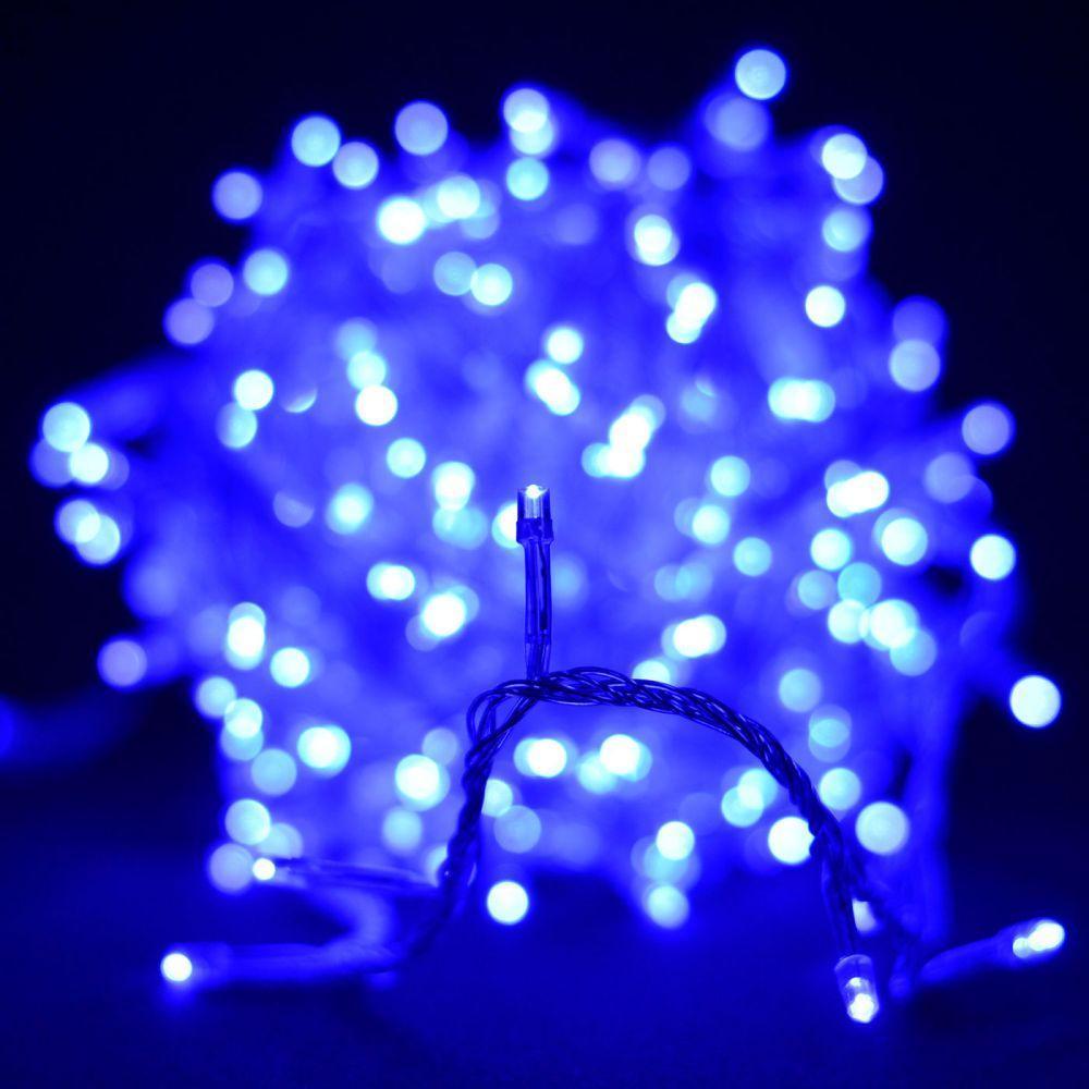 Гирлянда светодиодная VENOM 500LED, белый провод (LS-LED-500LED-WC-B)