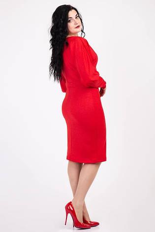 Стильное платье с красивым рукавом, фото 2