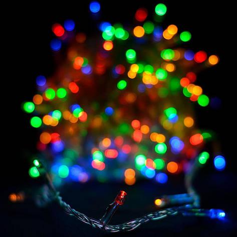Гирлянда светодиодная VENOM 400LED, белый провод (LS-LED-400LED-WC-MIX), фото 2