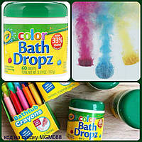 Crayola, Shaker Bath Dropz, 10 таблеток- продаем поштучно на пробу