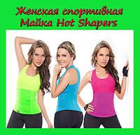 Sale! Женская спортивная Майка Hot Shapers ЧЕРНЫЙ размер 3XL, фото 1