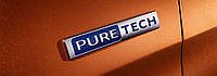 Эмблема надпись багажника Peugeot Citroen Puretech, фото 1