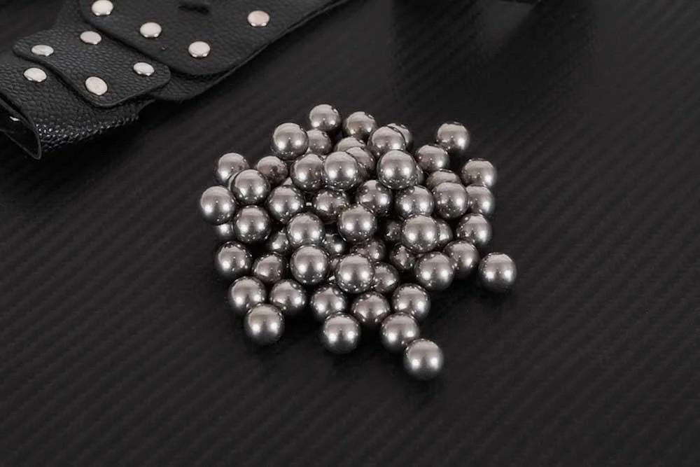 Металлические шарики 10 мм для рогатки