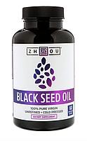 Масло чёрного тмина (Black Seed Oil) 650 мг 60 капсул