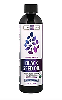 Органическое масло черного тмина (Black Seed Oil) 4600 мг 240 мл