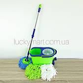 Система для влажной уборки с центрифугой Aquamatic Turbo Greenway 02117