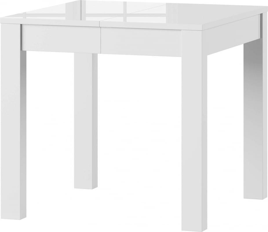 Стол обеденный деревянный VEGA Szynaka белый глянец