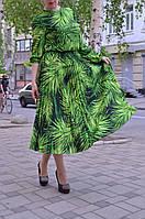 Эксклюзивное платье плиссе, фото 1