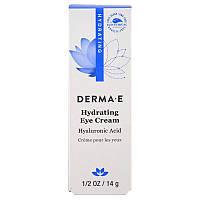 Увлажняющий крем для области вокруг глаз с гиалуроновой кислотой (Hydrating Eye Cream) 14 г