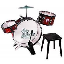 Барабанна установка для дітей Simba 6839858