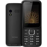 Мобильный Телефон Nomi i248 Black (2-SIM)