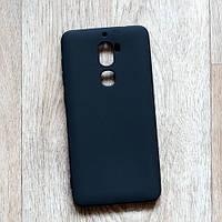 Тонкий силиконовый чехол для LeEco Cool 1, Epik, черный, фото 1
