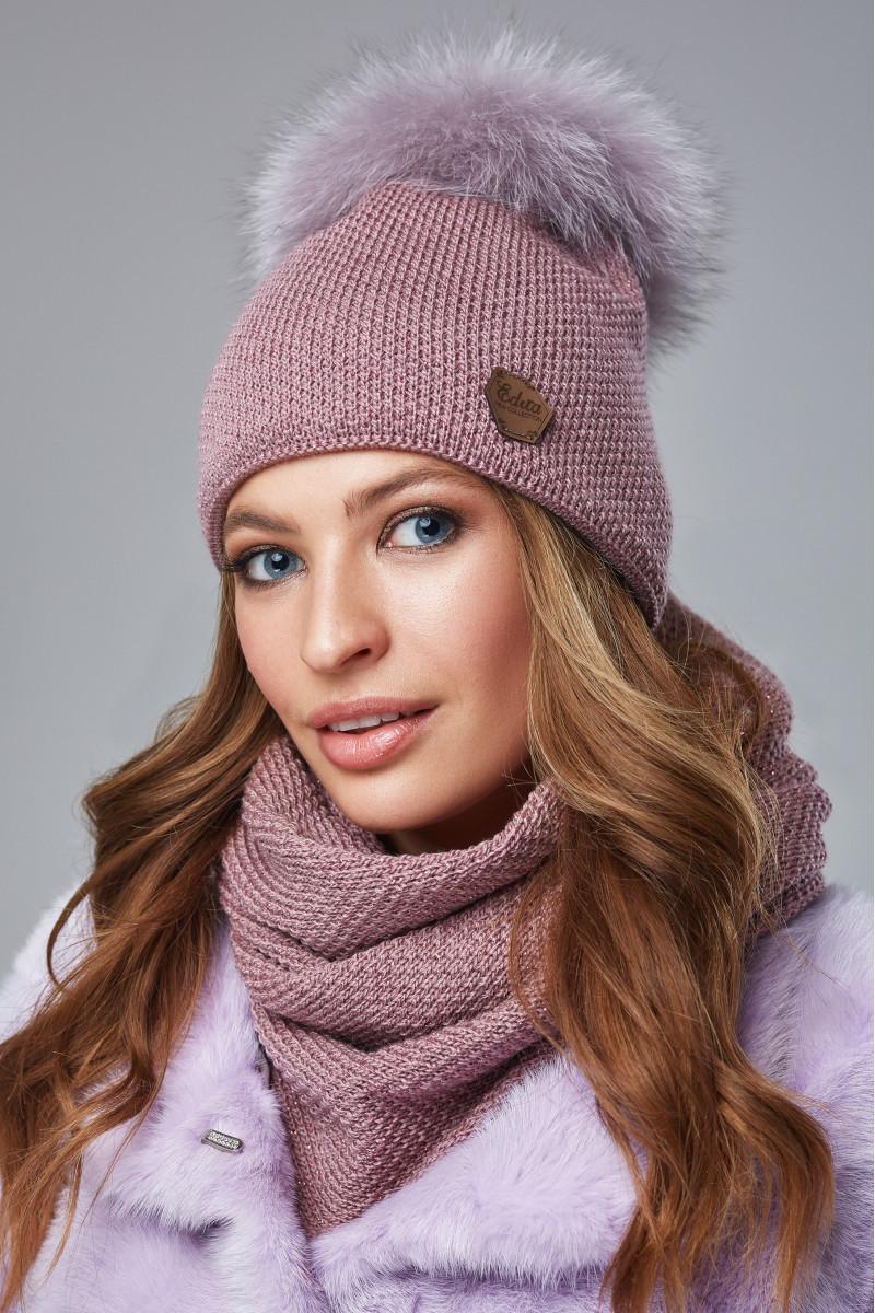 Зимовий жіночий комплект Тея