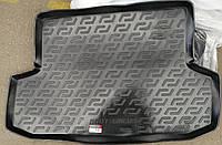 Коврик в багажник Renault Megane ||I hb (08-) (пластиковый) Lada Locker