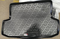 Коврик в багажник Renault Symbol (02-) (пластиковый) Lada Locker