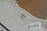Фирменная мужская футболка defacto с надписью the people размер м, фото 5