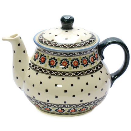 Заварочный керамический чайник 1,5L Art Lawn, фото 2