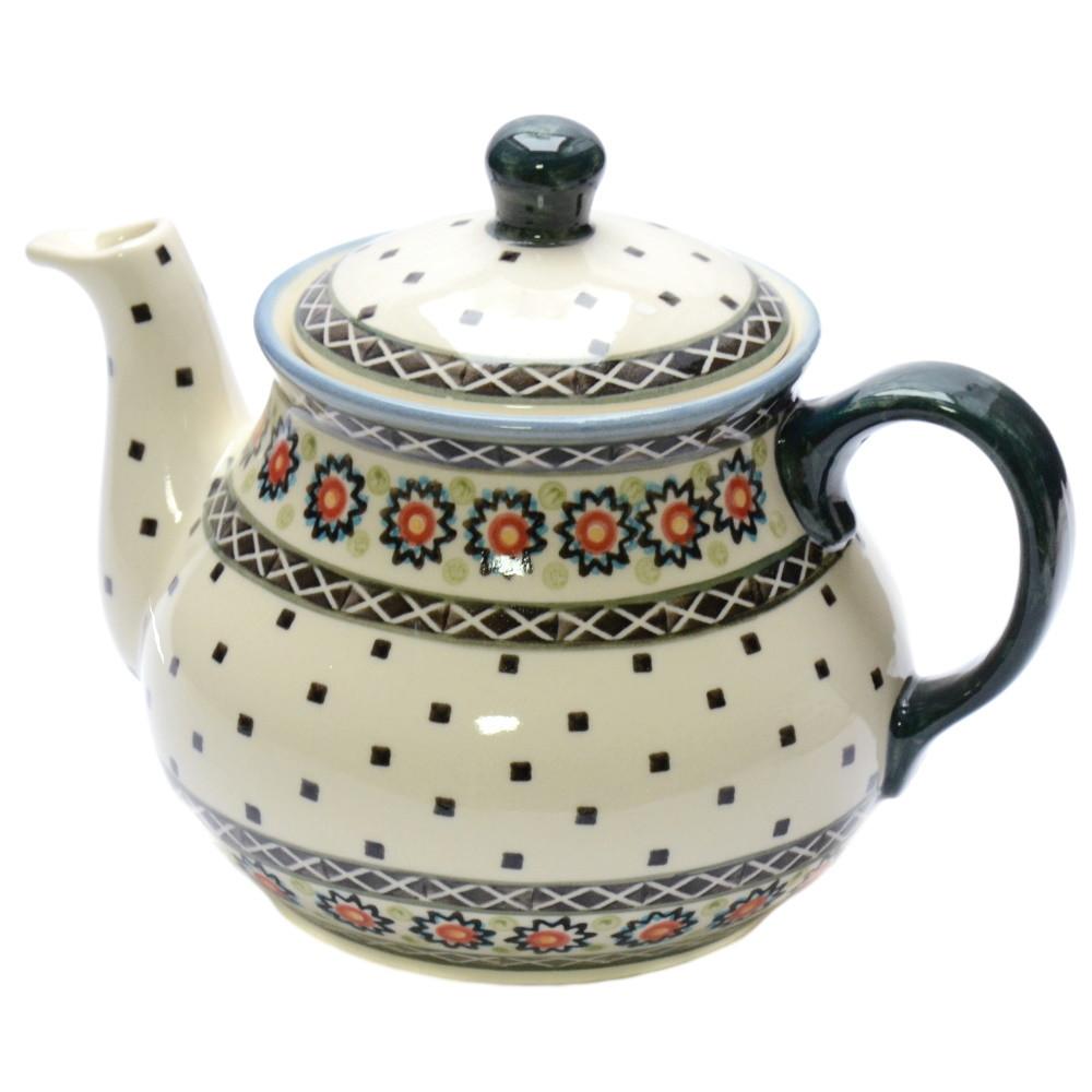 Заварочный керамический чайник 1,5L Art Lawn