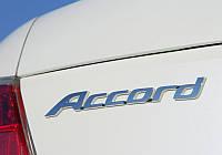 Эмблема надпись багажника Honda Accord, фото 1