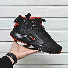 Мужские демисезонные кроссовки в стиле Nike Huarache Acronym Concept 3 цвета в наличии, фото 3