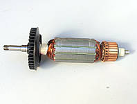 Якорь (ротор) для УШМ болгарки Sparky M 750 ( 160.5*32/ посадка 7 )