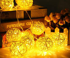 2 Кульки, ретро лампі
