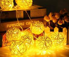 Шарики, ретро лампы