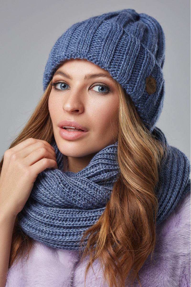 Зимовий жіночий комплект Стелла Джинс