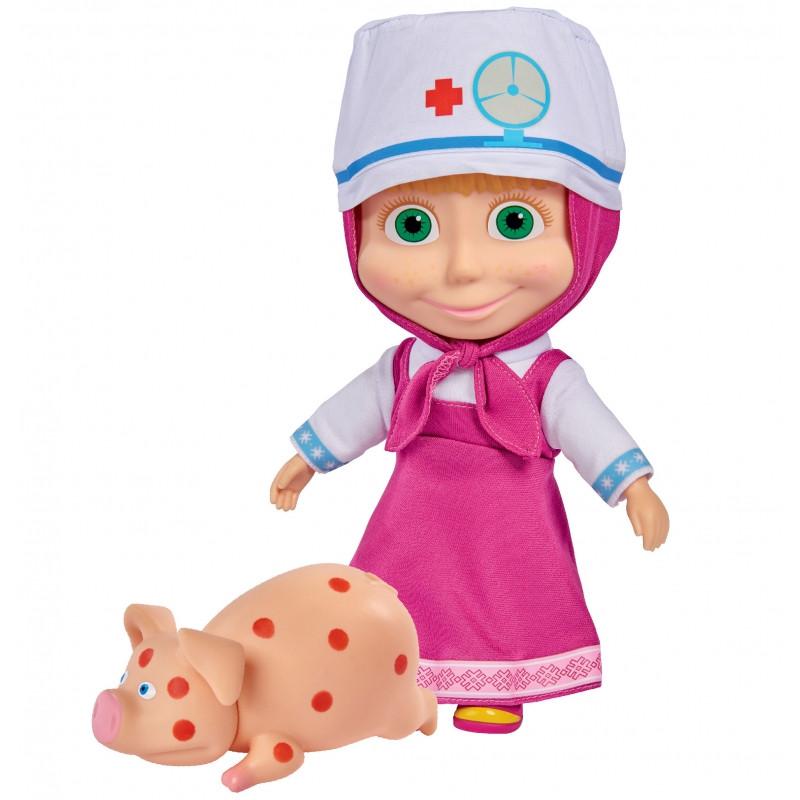 Лялька Маша доктор з аксесуарами Simba 9301081