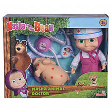 Лялька Маша доктор з аксесуарами Simba 9301081, фото 2