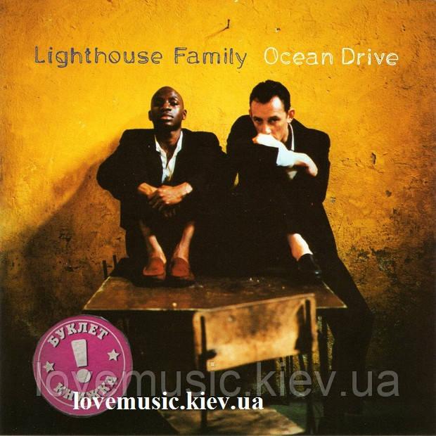 Музичний сд диск LIGHTHOUSE FAMILY Ocean drive (1995) (audio cd)