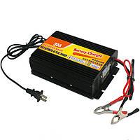 Зарядка для аккумулятора Авто 12V 30Ah *3011012283 [243] + ПОДАРОК:Нескользящий коврик для телефона. Размер