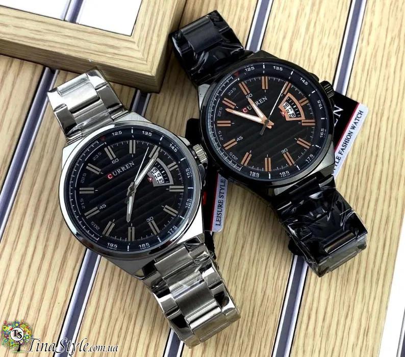 Кварцевые мужские наручные часы наручные часы Curren ОРИГИНАЛ